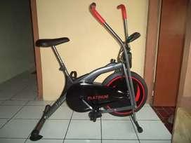 Platinum bike sepeda statis beda dengan yg murah ZY661