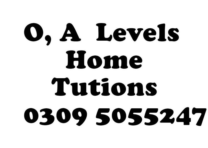 Class 1 to 12th.O/A Levels.ACCA.ICS.All Science/Commerce Home Tutors 0