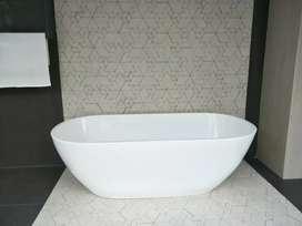 Bathtub bsk mandi free standing 160cm