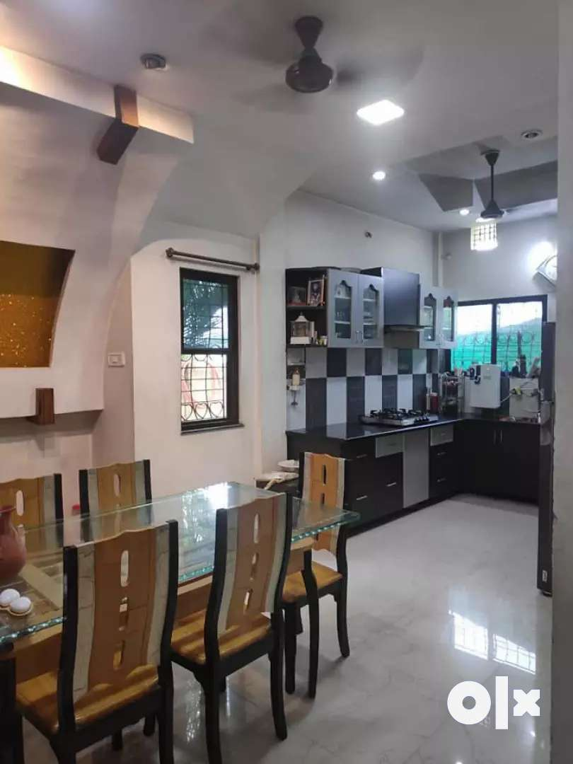 3bhk semi furnished flat sale-Civil line*Sadar*Jaripatka*Mankapur. 0