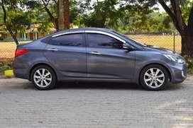 Hyundai Fluidic Verna, 2012, Petrol