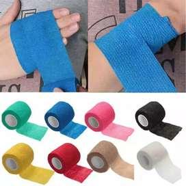 Cohesive elastis bandage