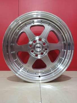 Velg Racing Surabaya Ring 16x75-85    Rumoi   Honda Brio RS