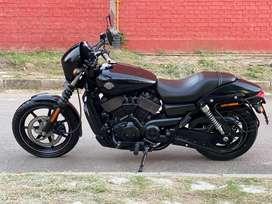 2015 Harley Davidson 750cc