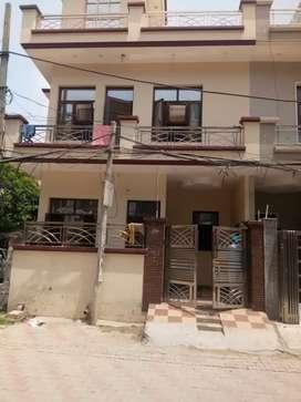 Corner 72 Gaj Double story Kothi For Sale In Green Enclave Zirakpur