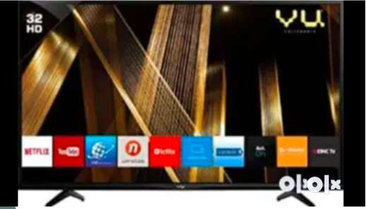 VU 32 inch Smart Led Tv with 3 year warranty 0