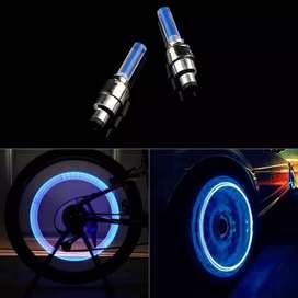 Tutup pentil LED ban sepeda motor dan mobil