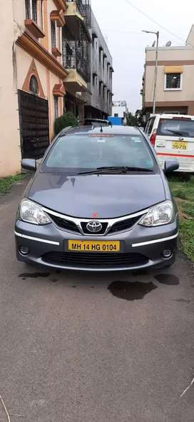Toyota Etios 2018 Diesel Well Maintained