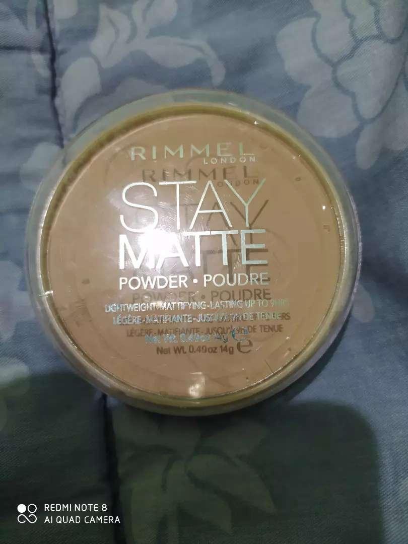 Rimmel stay matte powder 004 sandstorm 0