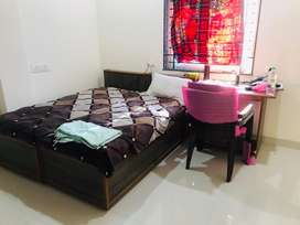 Spacious furnished room for girls