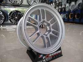 velg racing HSR KUMAMOTO ring 18x9,5 pcd 6x139,7 et25