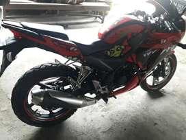Motor Honda CBR 2015