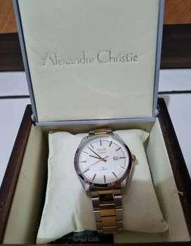 Jam tangan ori alexandre Cristie