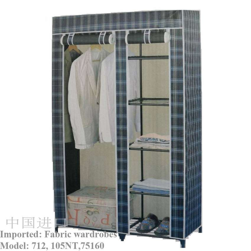 Wardrobe, Portable Wardrobe, 2 Door wardrobe, 	Crafted Beauty	be healt