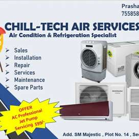 Chill-tech Air services
