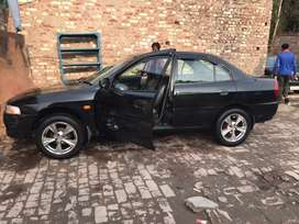 Mitsubishi Lancer 2001 Petrol Well Maintained