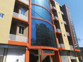 H-13 Islambad 2 bed appartment with attach bath ready to move