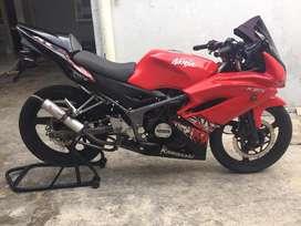 Dijual : Kawasaki ninja RR 150 th 2012