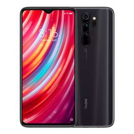 Seal packed, Redmi note 8 pro, 6gb 128gb, Black