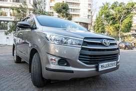 Toyota Innova Crysta 2.4 GX 8 STR, 2020, Diesel