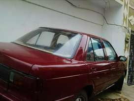 Best Nissan Sunny Japanese Car Economical 1000c new Engine urgent sell