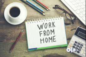 do work from home & start earning 0