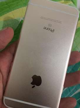 iPhone 6S Gold 16 Fullset