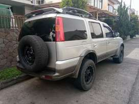 Ford everest MT mulus