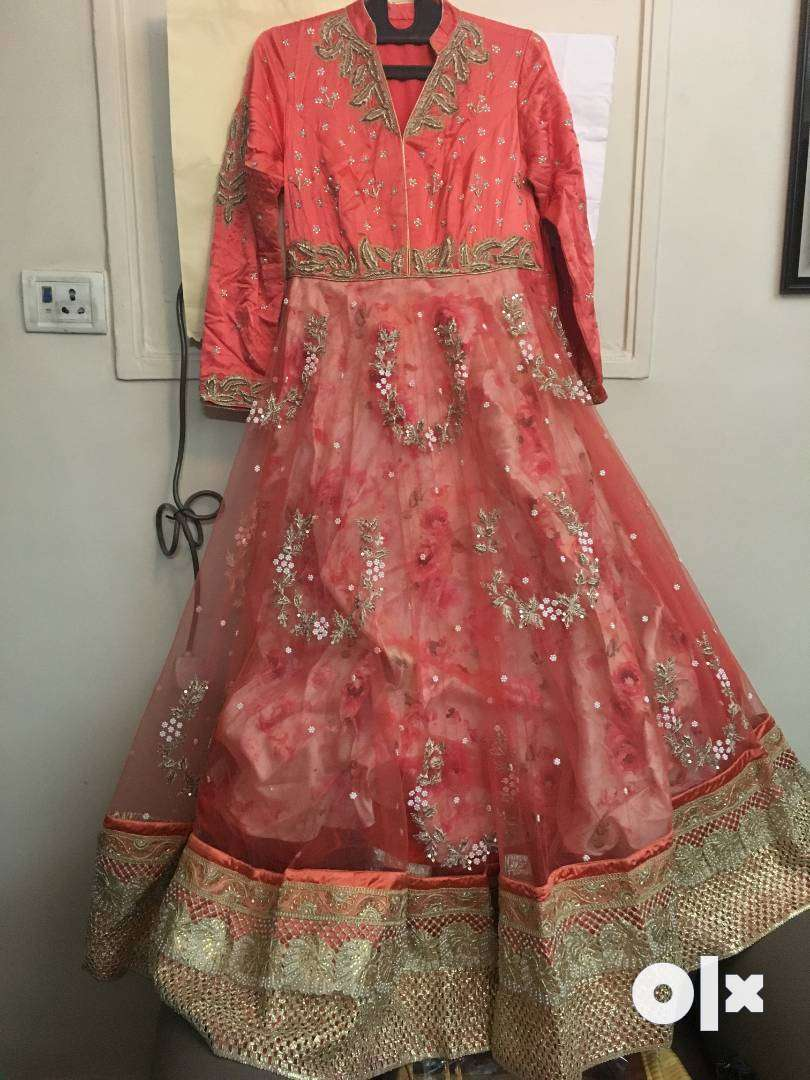 Bridal Dress with Dupatta and Chudidar 0