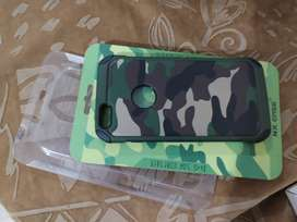 Back cover pouch for i phone 6plus/6s plus camouflage