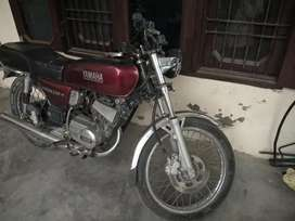 Yamaha RX 150 km driven 50000