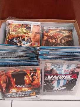 DVD Film / Movie ada 100 pcs