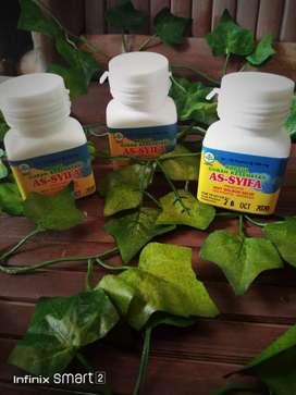 Kpsul gurah asyifa untuk batuk asma gangguan tenggorokan