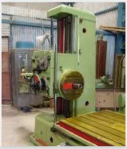 Horizontal Boring Machine Operator