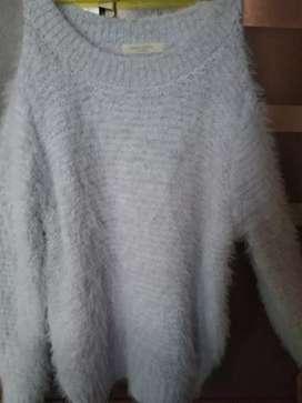 Soft fluffy sweater