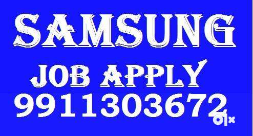 Full time job SAMSUNG ELECTRONICS company 0