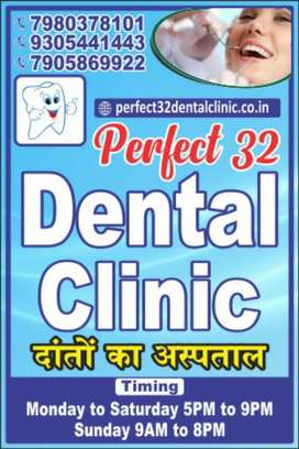 FEMALE RECEPTIONIST FOR DENTAL CLINIC