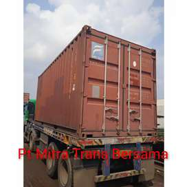 Container Petikemas 20ft Bekas Kondisi Bagus