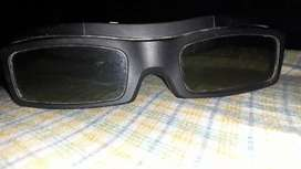 SAMSUNG 3D glasses for 3D movies.