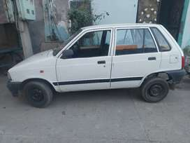 Maruti Suzuki 800 1998 Petrol Well Maintained