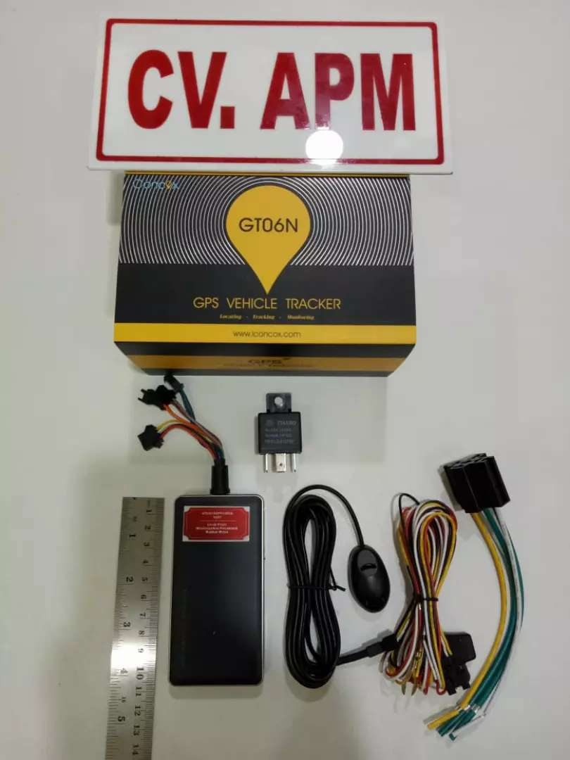 Agen GPS TRACKER gt06n, akurat, simple, canggih, plus server 0
