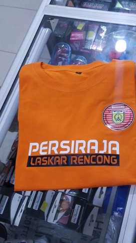 Kaos T-Shirt PERSIRAJA