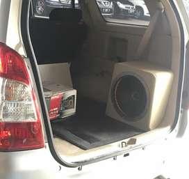 paket audio mobil lengkap power pca soundmate subwoofer gramond