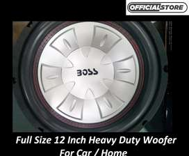 Brand New Woofer Speakers Cash On delivery