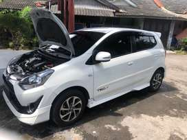 Jual agya trd manual 2018 AD
