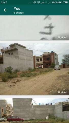 131 guj corner Plot for sale in Kharar