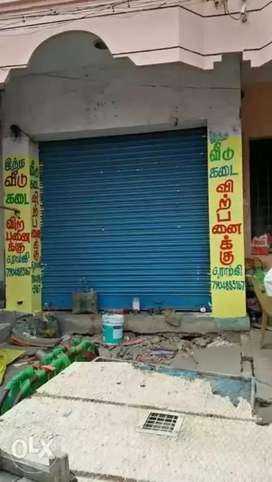 Tiruvannamalai big temple opp shop and office for sale
