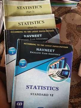 Std-12 commerce navnit (English medium ) 50%off ma aapvani che