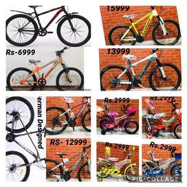 Brand new cycles at Best price