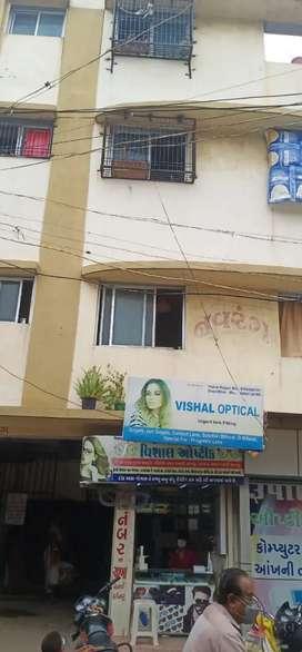 1 bk flat, ghanchi vad